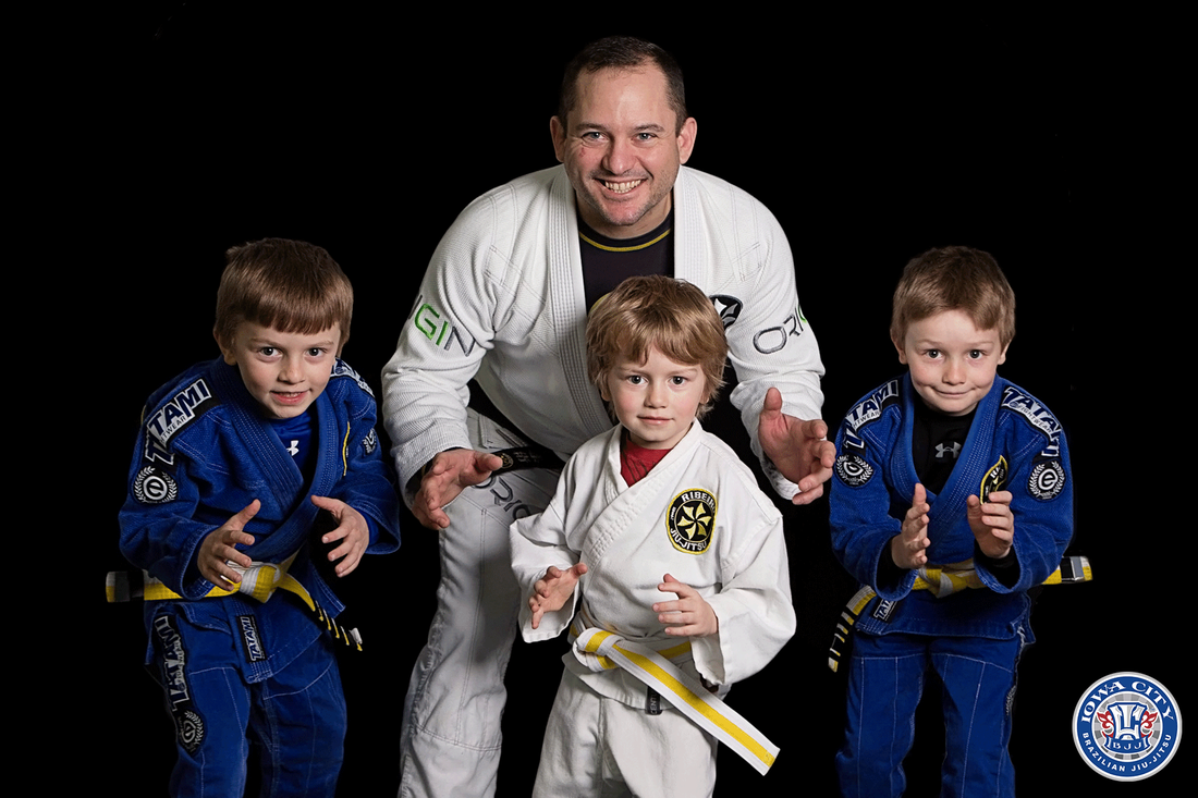 Kids Jiu-Jitsu classes in Iowa City